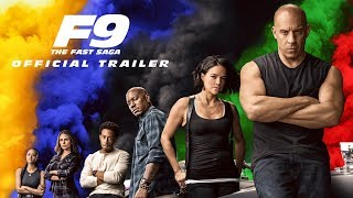 F9 - Official Trailer [HD]