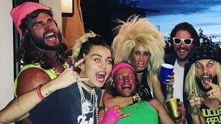 Miley Cyrus & Liam Hemsworth Rock
