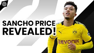 Sancho Price Revealed!? | News From Old Trafford