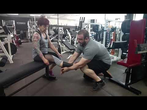 Brutal Iron Gym - Quick Treatment & Fix for Shin Splints (see description)
