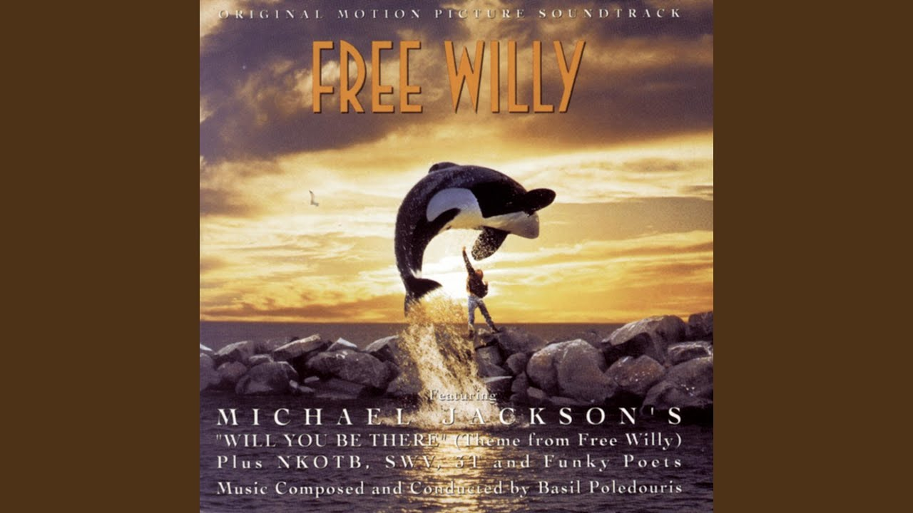 "Michael Jackson - Will You Be There (Theme from ""Free Willy"")"