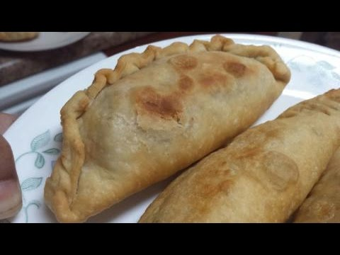 How to make Homemade Empanada Dough