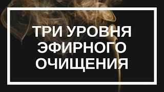 Ирина Волкова. Три уровня Эфирного Очищения