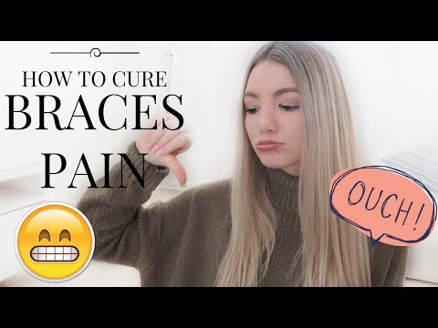 Tips for Curing Braces Pain!