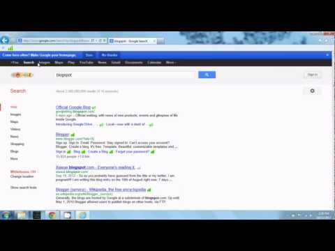 How To - Change IE9 Search Engine