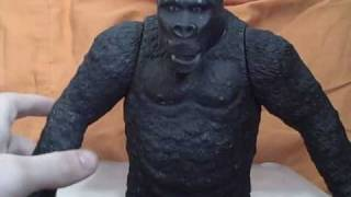 King Kong X-Plus Toy Review