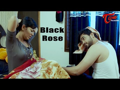 BLACK ROSE   Must Watch Newly Married Couple   Telugu Short Film with Subs   by Ramji