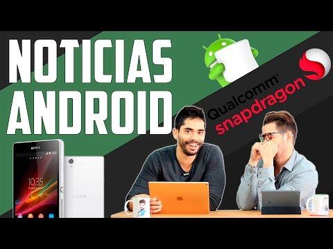 Noticias Android: Nuevos Xperia Z6, Android 6.0 para HTC y despidos