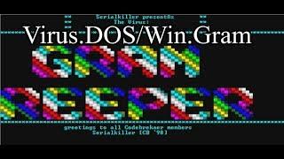 Virus.DOS/Win.Gram