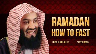 Ramadan: Etiquettes of Fasting - Mufti Ismail Menk - Yaseen Media