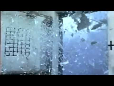 Bomb Blast Test - Security Glass Film by Pentagon International
