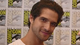 Tyler Posey Talks Dylan O'Brien Accident & Bromance Teen Wolf Season 6 - Comic Con 2016