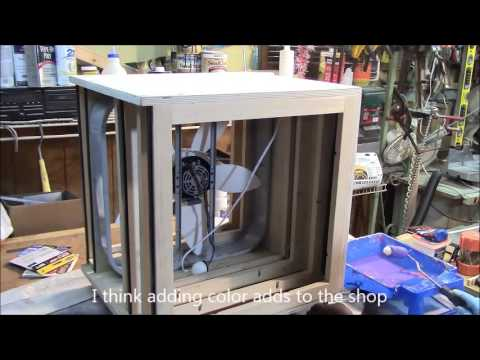 DIY Workshop Air Filtration
