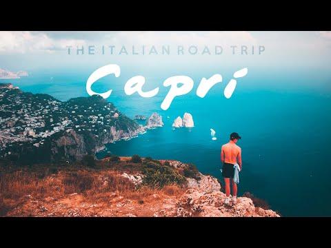 The Italian Road Trip: Capri