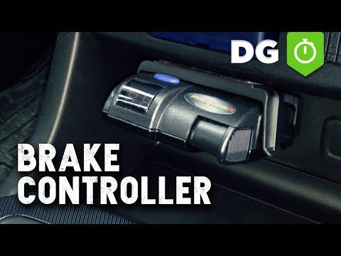 Trailer Brake Controller Installation In Chevy GMC Truck or SUV