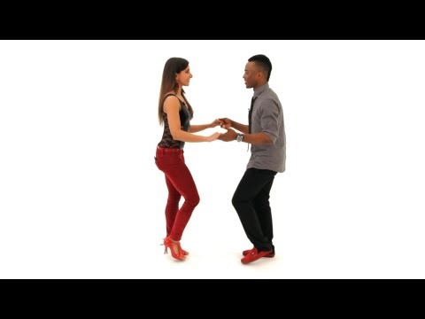 How to Do the Bachata Basic in Place | Bachata Dance