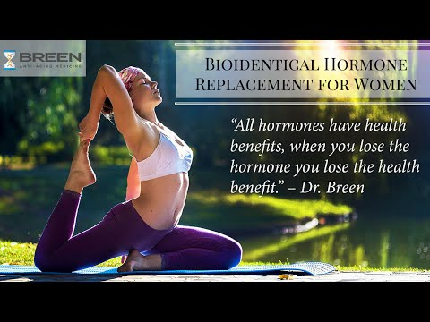 Bioidentical Hormone Replacement for Women