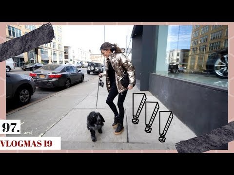 BOYFRIEND TRIES TO BUY 3 LOUIS VUITTON BAGS   Vlogmas 19