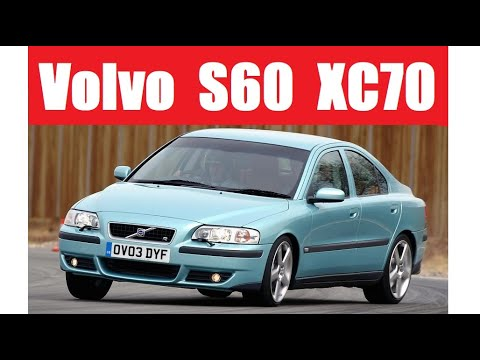 Common repairs/checklist  Volvo S60  2001-2009