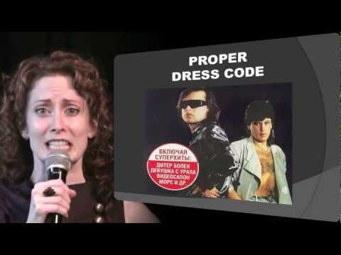 PowerPoint Karaoke April 2012