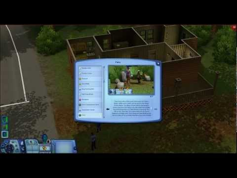 Kitty Plays: Sims 3: Supernatural - Part 2: The Fairy, The Ghost, And The Genie