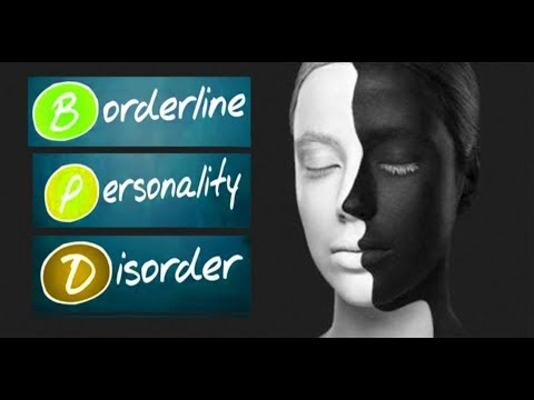 Jordan Peterson: Diagnosis of Borderline Personality Disorder