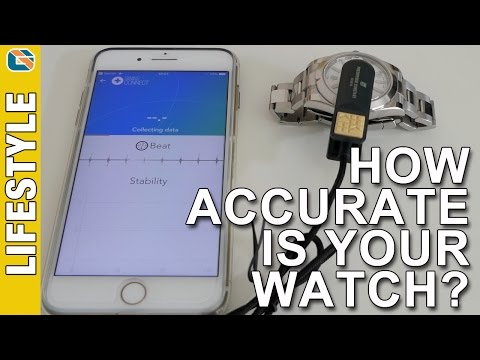 Check your Automatic Watch Accuracy with the Frederique Constant Analytics