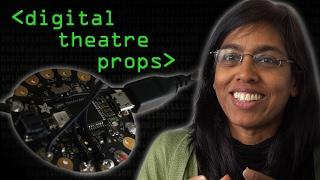 Digital Theatre Props - Computerphile