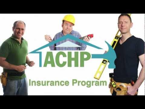 Association of Certified Handyman Professionals - Insurance Program