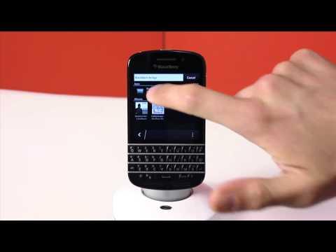 How to download an app - BlackBerry Q10 - Vodacom Tech Team