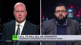 Should all jihadists be killed? (Debate)