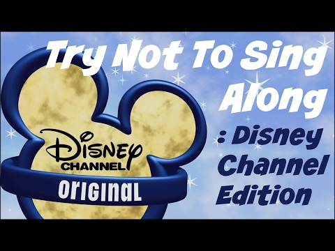 TRY NOT TO SING ALONG CHALLENGE (DISNEY CHANNEL EDITION) | otp vids + edits