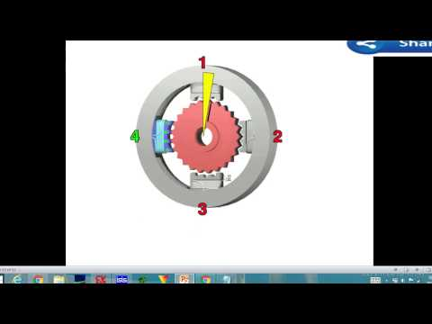 part..20..Stepper motor control using microcontroller in HINDI