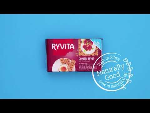 Ever wondered what goes into a Ryvita Crispbread?