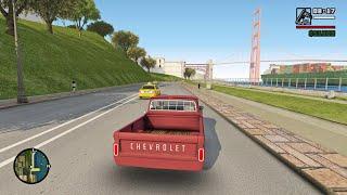 GTA San Andreas 2021 4K Gameplay Part 44 - T-Bone Mendez - GTA San Andreas 4K 60FPS PC