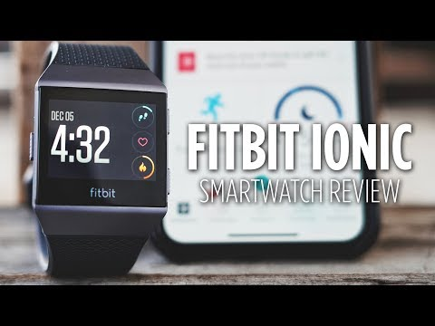 Fitbit Ionic Full Review