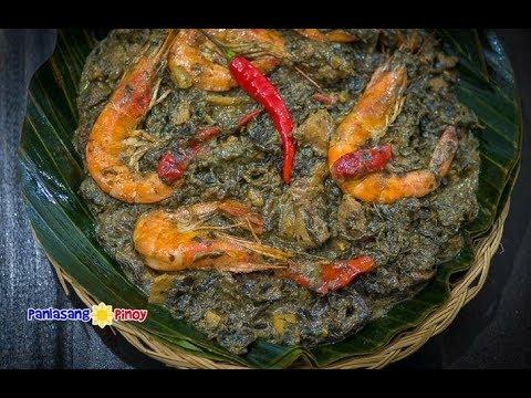 Spicy Bicol Laing Recipe