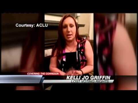 Lawsuit Challenges Iowa's Felon Voting Rules