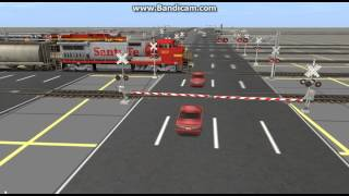 Introducing My Updated United States Traffic Region For Trainz - The