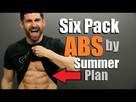 Get SIX PACK ABS by Summer (The alpha m. 6 Pack Plan)