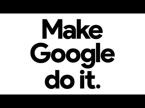 Google Assistant: A Little Help?