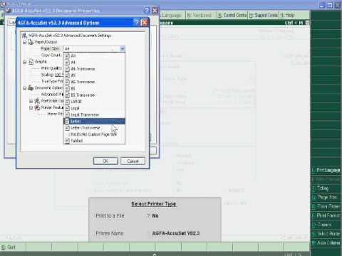 Tally.ERP 9 - Part 56 - How to Configure a Printer