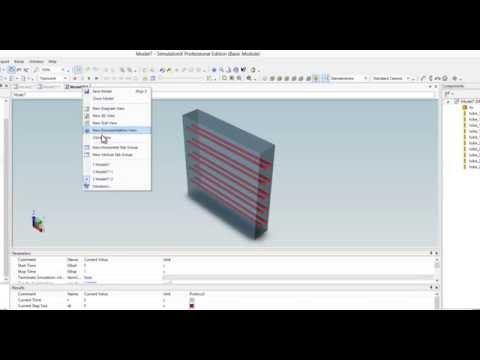 SimulationX Heat Transfer Library