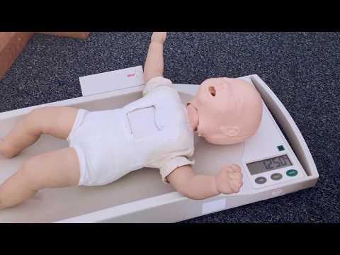 Children's congenital cardiac: Weighing your baby