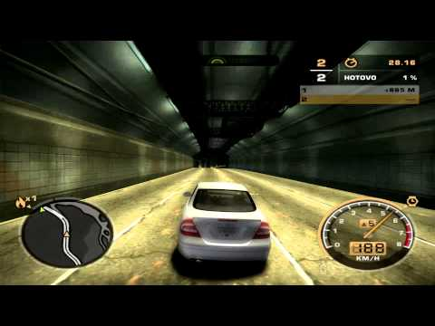 NFS Most Wanted all car sounds