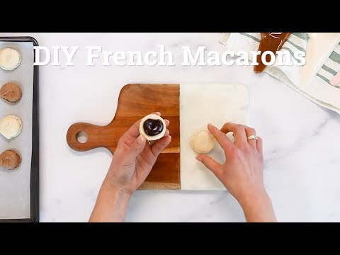 How to Make Macarons at Home - What's for Dinner?