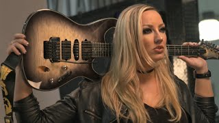 Nita Strauss reflects on performing the National Anthem at NXT TakeOver: Stand & Deliver