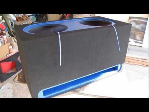 Amazing Custom Box Built For 2 15