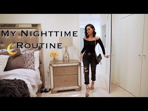 WINTER NIGHT TIME ROUTINE