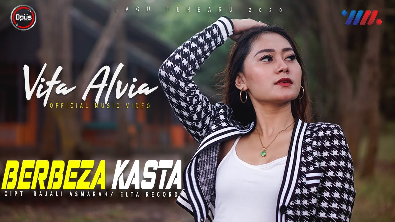 Vita Alvia - Berbeza Kasta| DJ Slow Full Bass